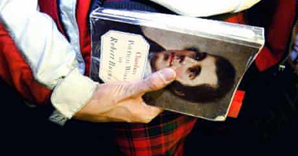 The Scientists Separate Robert Burns' Original Manuscripts from Fakes Using Revolutionary Technique