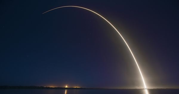 Researchers Created innovative Rocket-Propulsion System