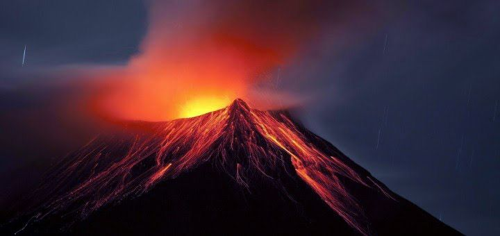 A Volcano in Alaska Caused Big Problems for both the Romans and Ancient Egyptians