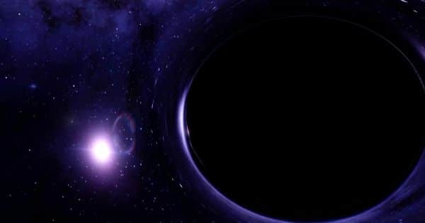 Laser blasts blast like a black hole to generate magnetic field reconnection inside plasma