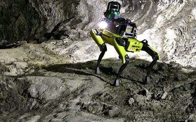 NASA scientists sending modified version of Boston Dynamics Robodog to Mars Caves 1