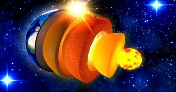 New Structures Detected near Earth's Core Using Seismic Wave Recordings
