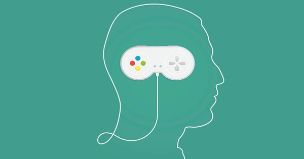 Playing video games can affect the brain