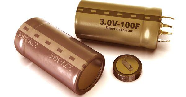Powerful Graphene Supercapacitors dispute Batteries Energy Density