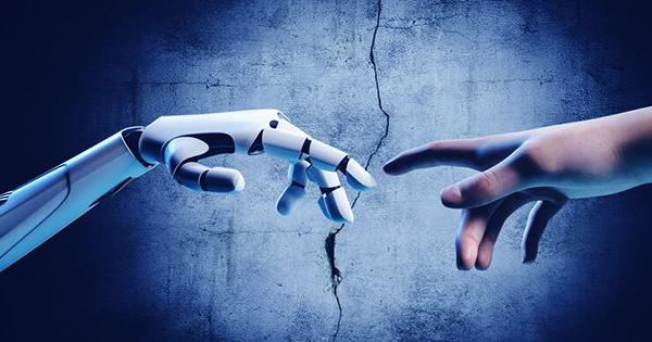 """Researchers Have Developed A Robot With A """"Primitive Form Of Empathy"""""""