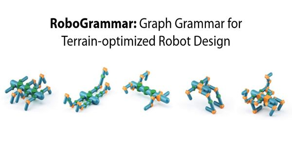 RoboGrammar a Computer-aided system that optimizes robot design