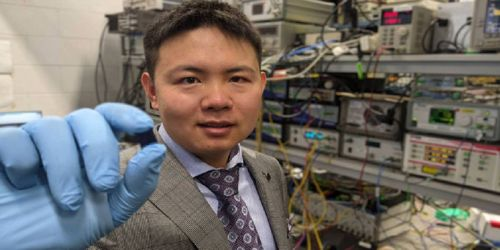 Scientists demonstrated world's fastest optical neuromorphic processor for AI 1