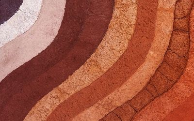 Scientists developed a method for identifying color and depths of soil using radar 1