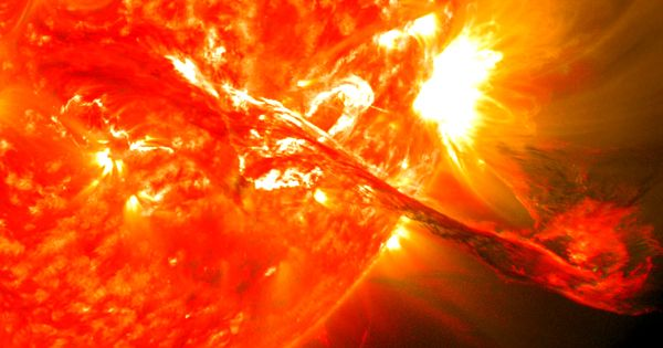 The advantage of unstable space weather