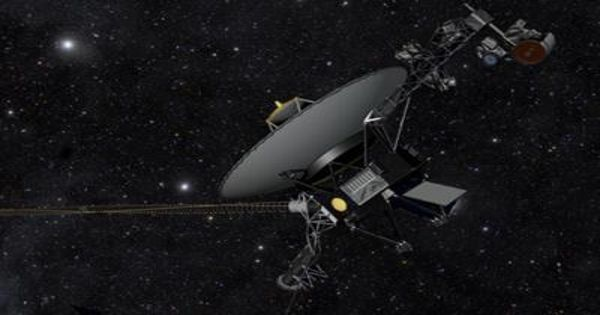 Voyager spacecraft detect new type bursts of cosmic ray electrons
