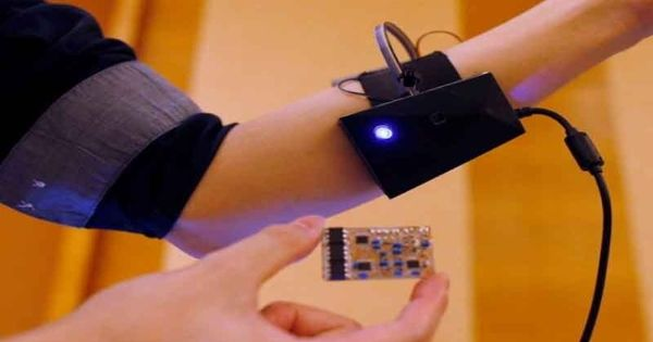 A new wearable device that transforms human body into biological battery
