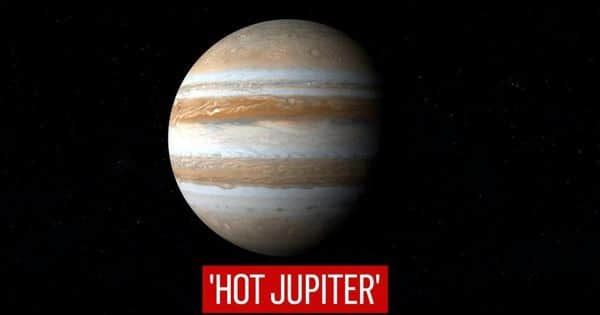 Astronomers detected a cloud-free exoplanet that looks like Jupiter
