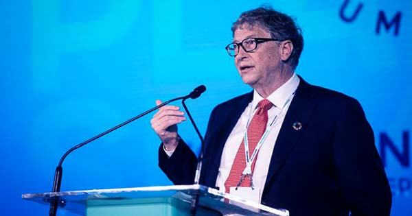 Bill Gates Responds To the Pandemic Conspiracy Theories about Him