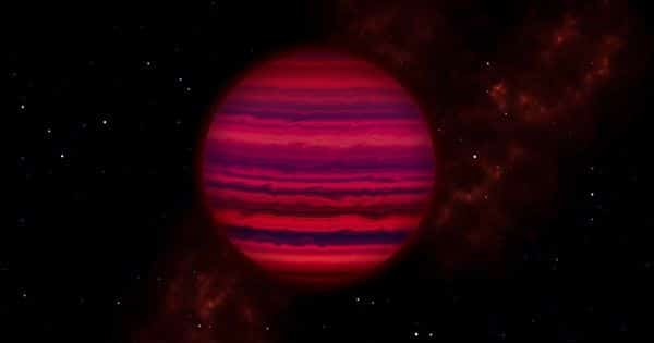 Closest Brown Dwarf to Earth Revealed To Have Stripes