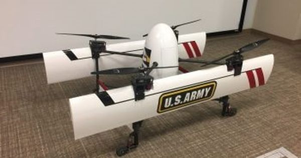 The invention may get Army Aircraft Quadcopters to move quicker