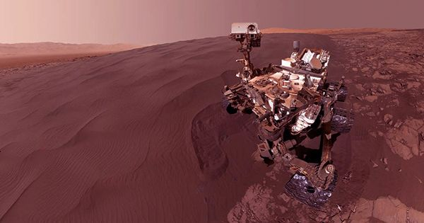NASA Pulls the Plug on the Martian Mole