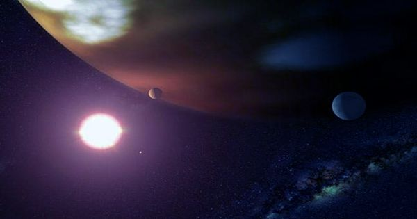 Strange Rediscovered Planet Does Tatooine One Better with Three Suns