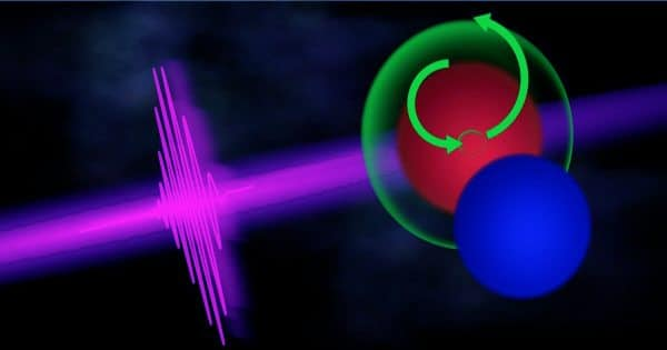 Rare Quasi-Particle Observed For the First Time inside a Next-Gen Energy Material