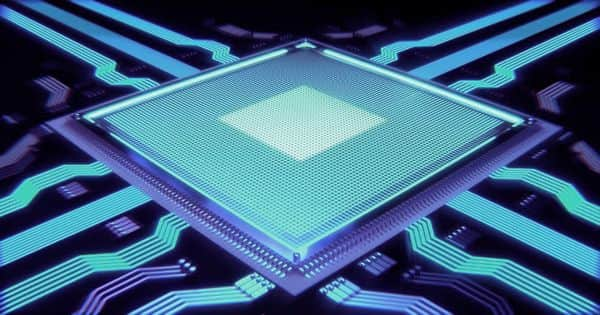 Researchers develop a new electronic Light-Powered chip
