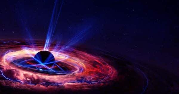 "Scientists Demonstrate Black Hole Evolution with ""Bathtub"" Plug Hole Simulation"