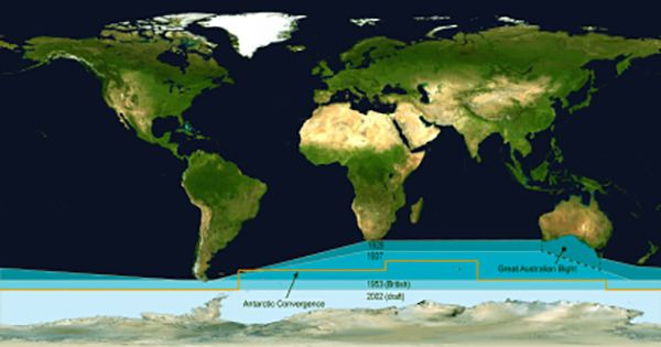 The Atlantic Ocean Is Getting Wider as Europe, Africa, and the Americas were Pushed Apart