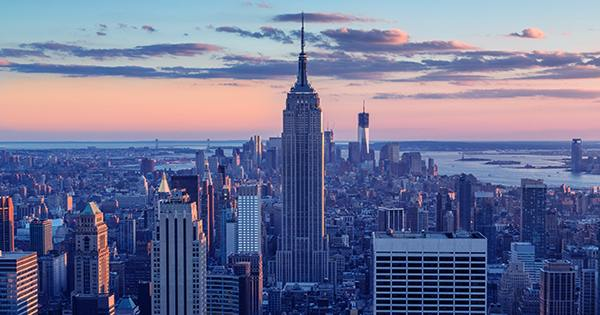 The Empire State Building Is Now Totally Powered By Wind