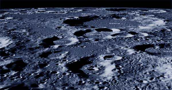 """Unusual """"Milestone"""" Rock Found Standing Up On The Far Side Of The Moon"""