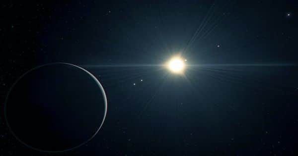 A Giant, Blistering Planet Hotter Than Many Stars May Be Orbiting Vega