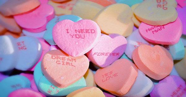 AI Attempts To Design Candy Love Hearts And We're Not Sure They'd Win Your Sweetheart