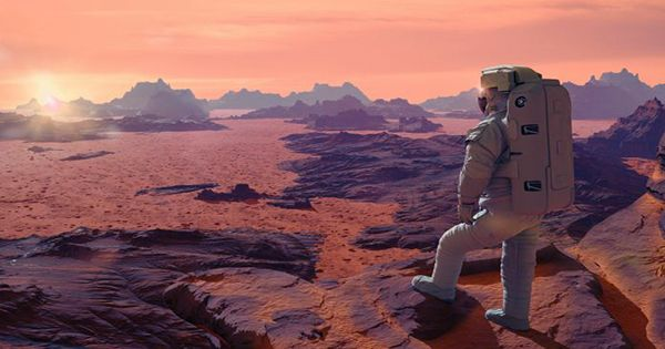 Nope, We Haven't Just Found Evidence For Mushrooms Growing On Mars