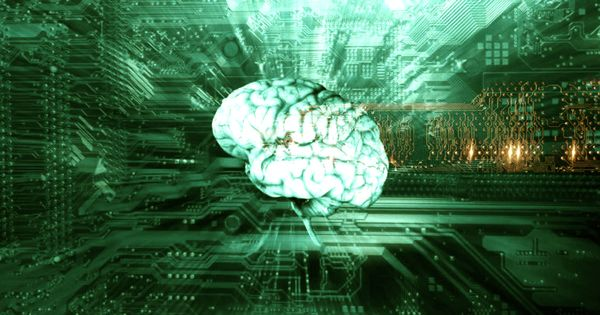 Computer-based AI software can function like human intelligence