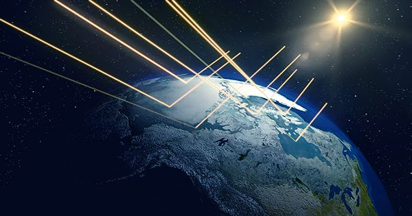 Earth's Polar Regions Experience Space Hurricanes, New Study Shows
