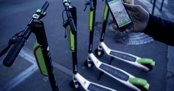 Lime launches app-less rides and no fee reservations to get more people riding