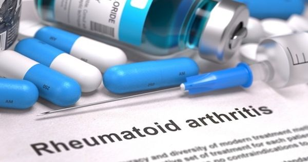 Micromotors treatment improved rheumatoid arthritis inflammation