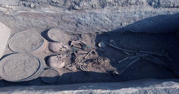 Not Even Death Could Part These Ancient Couples Buried Together For Centuries