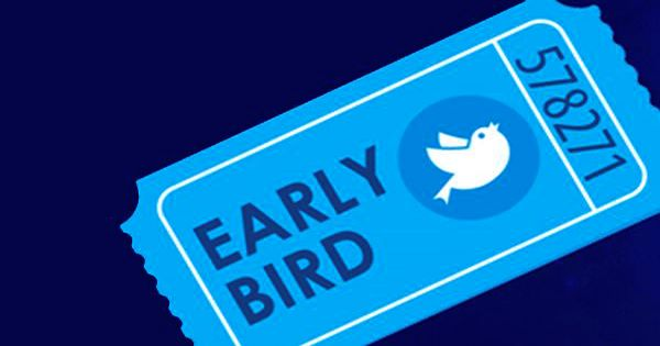 Only a few hours left to buy early-bird passes to TC Early Stage 2021