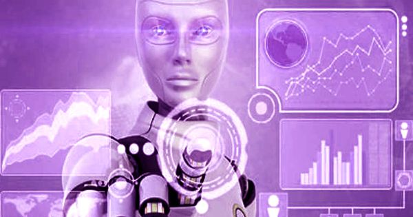 Quantum technology enables a speed-up in the learning process in intelligent machines