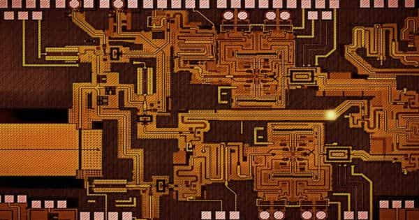 Researchers develop Data transfer system that connects high-frequency silicon chips