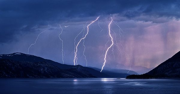 Climate Change May Double The Number Of Lighting Strikes In The Arctic