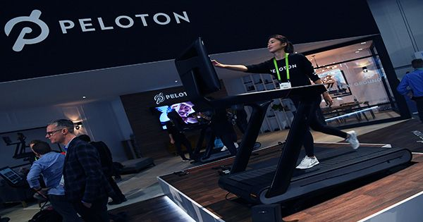 Consumer agency warns against Peloton Tread+ use, as the company pushes back