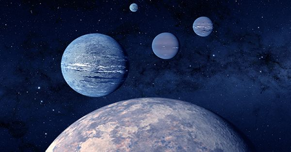 First Known Transiting Exoplanet Didn't From Where We Currently See It