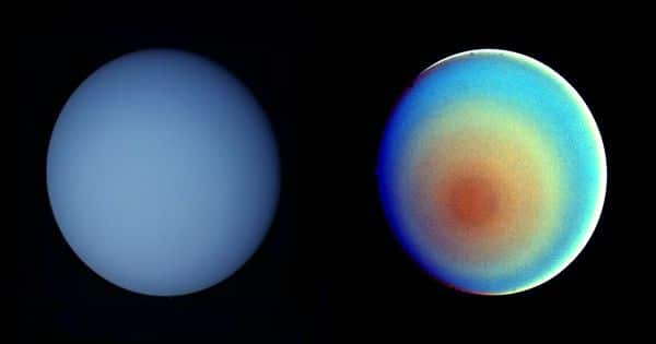 NASA Sees First X-Rays From Uranus