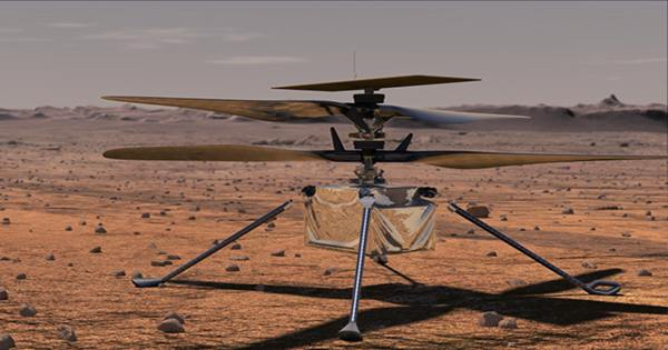 Mars Helicopter Survived Major Test Before Flight