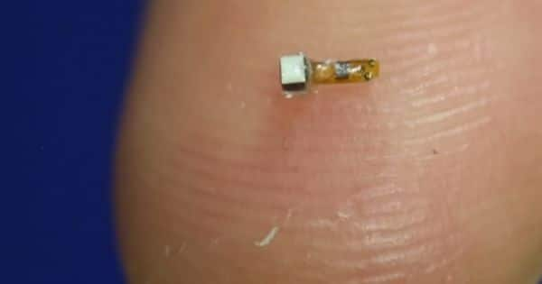 Researcher demonstrates ultrasonic neural dust to monitor neural activity in a live animal