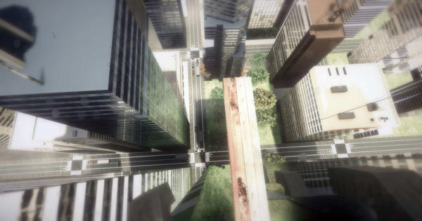 Researchers developed a virtual reality app for smartphones to reduce height fear