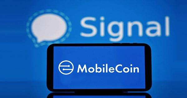 Signal tests payments in the UK using MobileCoin