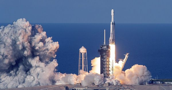SpaceX Delivers 88 Satellites to Orbit, Lands First Stage Onshore for First Time in 2021