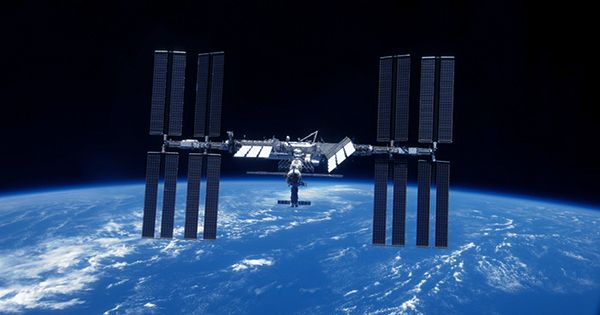 Three Tiny Leaks Have Been Found On The International Space Station