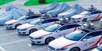 Volvo to supply Chinese ride-hailing giant Didi with autonomous driving cars