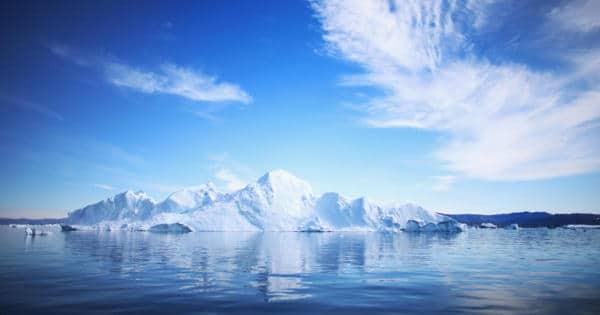 Antarctic Ice Sheet Melting causes dramatic Sea-level Rise that keeps Global Warming